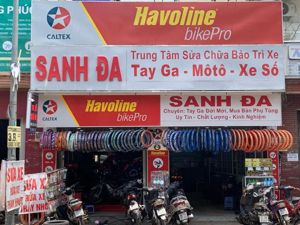 tiệm sửa xe lưu động tại Quận Thanh Xuân