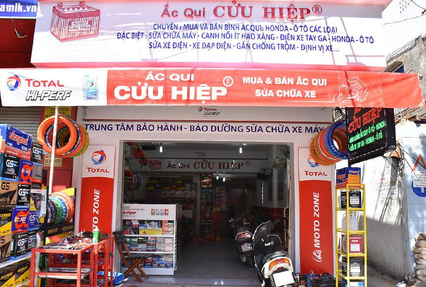 sửa xe lưu động tại Quận Phú Nhuận