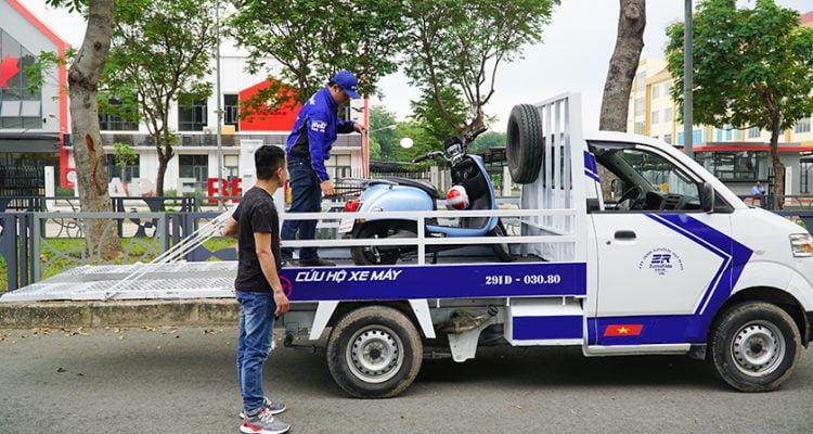 Đội Cứu Hộ Xe Quận Máy Đống Đa TP Hà Nội Sửa Xe Tại Chỗ