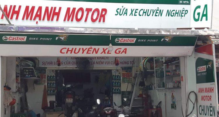 Sua Xe Ninh Manh