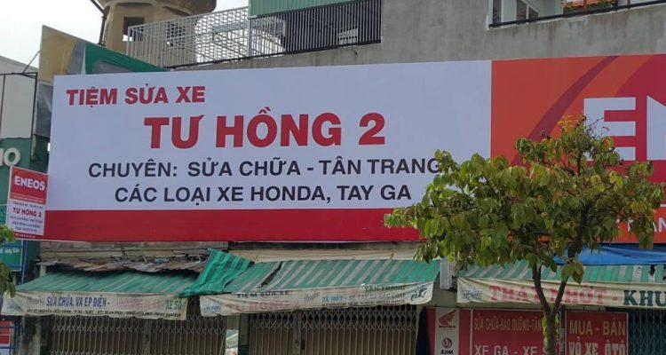 Top 10 Tiệm Sửa Xe Lưu động Tại Quận Hải An Uy Tín Túc Trực 24/24