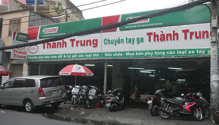 Thanh Trung Sua Xe May