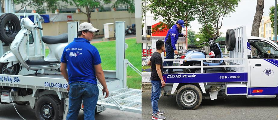 Cứu Hộ Xe Máy Quận Long Biên