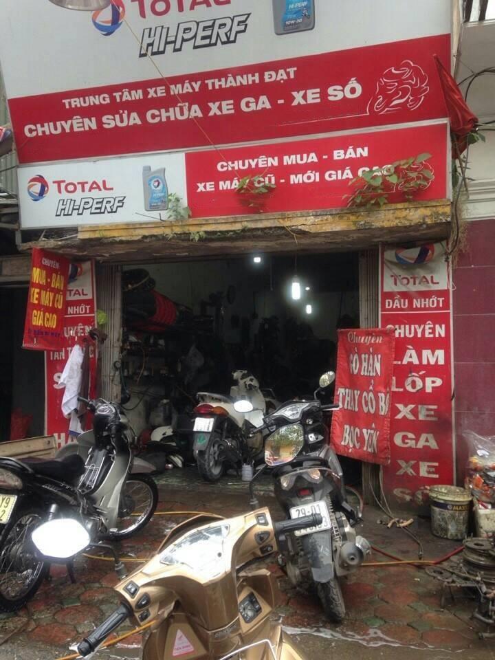 tiệm sửa xe lưu động tại Quận Hoàng Mai