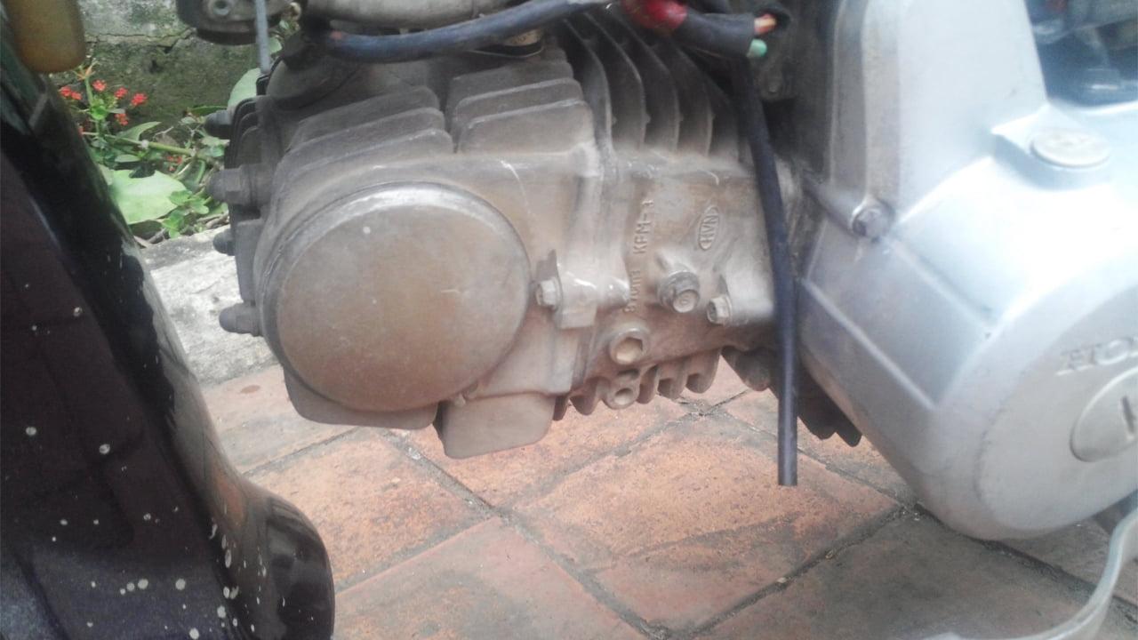 cách ủ dầu xe máy