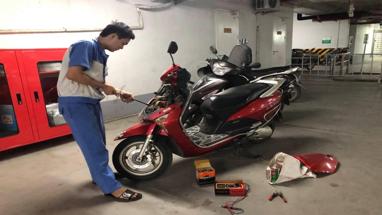 cứu hộ xe máy uy tín tại Hà Nội