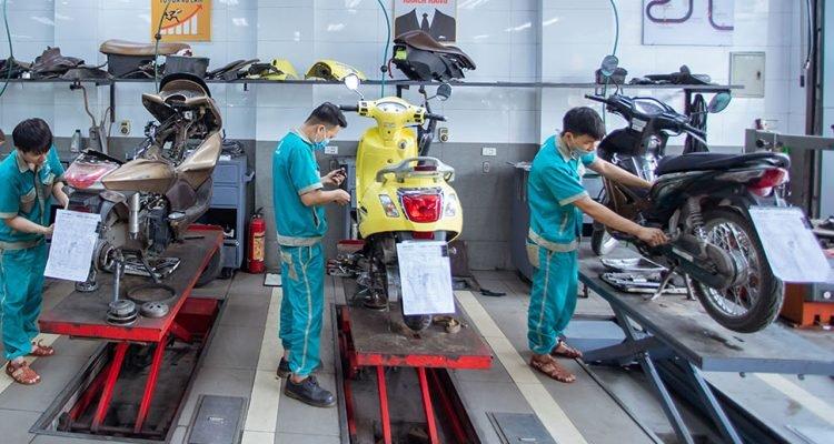 Trung Tâm Sửa Xe GSX Suzuki Uy Tín, Chuyên Nghiệp