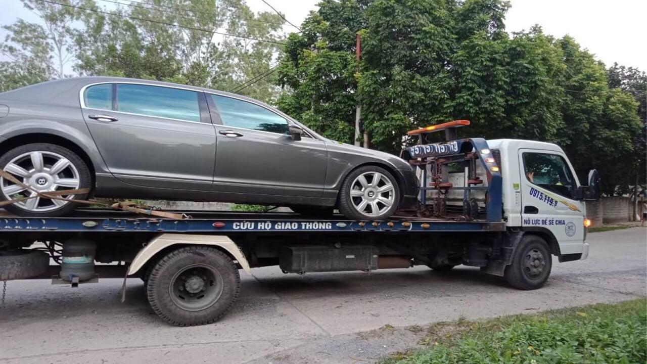 cứu hộ giao thông xe ô tô