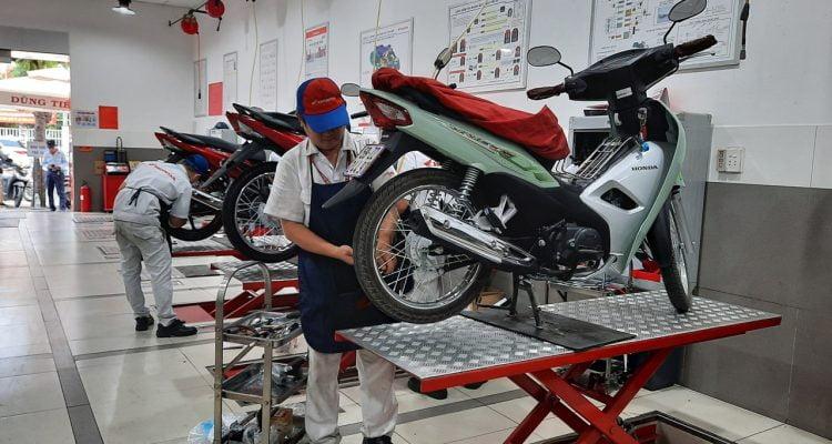 Dịch Vụ Cứu Hộ Xe Máy Chung Cư An Bình City Uy Tín,Lưu Động