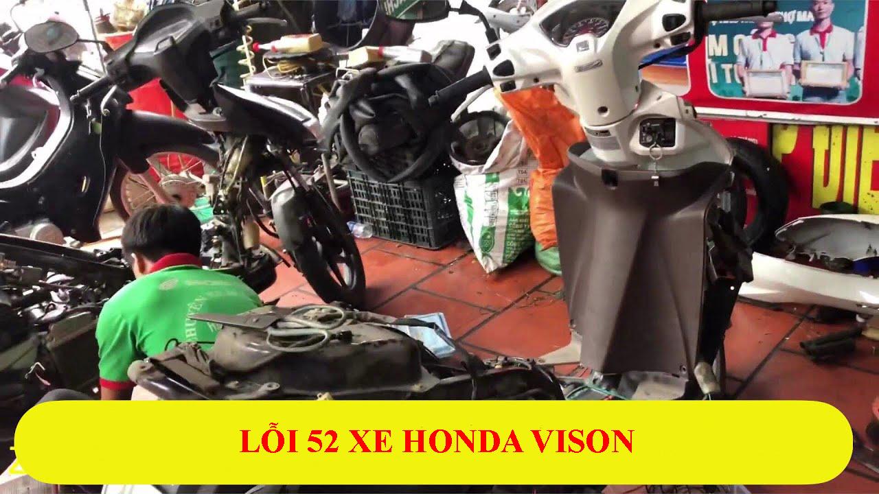 bảng mã lỗi xe Honda