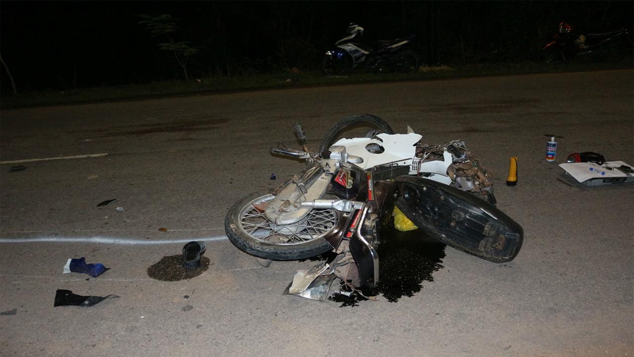 xe máy tai nạn
