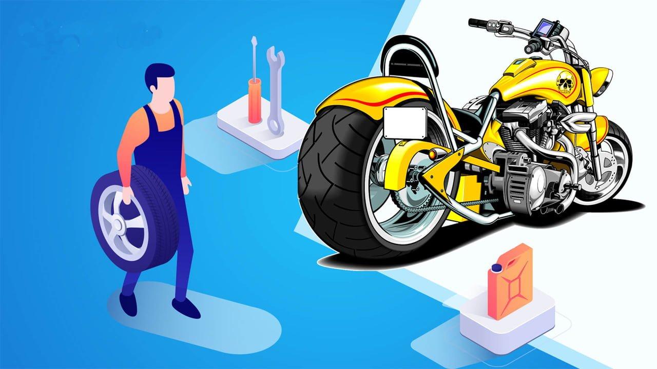 bugi xe máy